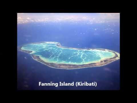 Central Pacific Ocean Islands (slide show)