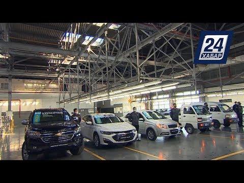 Новые модели автомобилей начали выпускать в Костанае