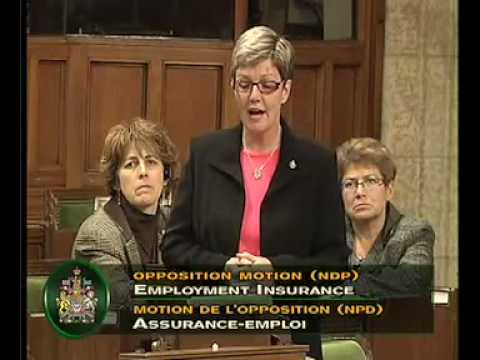 New Democrats move to extend EI to those who need it