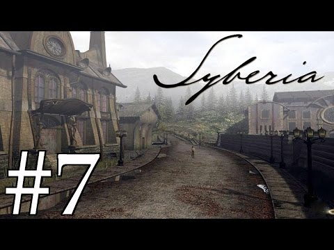 Syberia Walkthrough part 7
