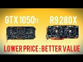GTX 1050Ti vs R9 280X - Good value at £130?