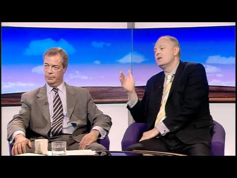 "Europhile Will Hutton loses rag on BBC Daily Politics says EU referendum is ""b*lls1t"""