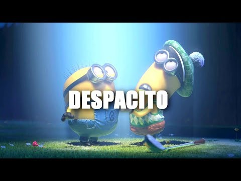 Luis Fonsi - Despacito ft. Daddy Yankee (MINIONS VERSION)