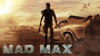 Mad Max the interceptor free roam