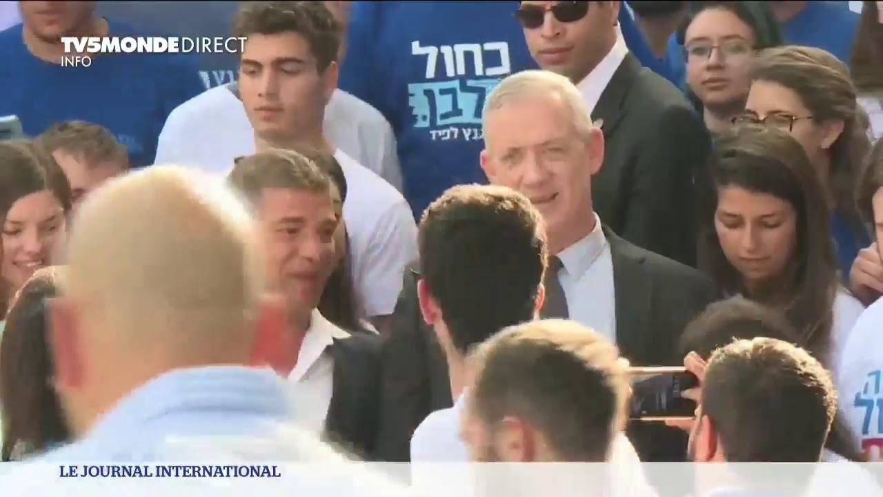 Israël ouverture des bureaux de vote youtube