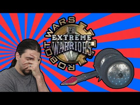 Rule 34, No Exceptions - Robot Wars Extreme Warriors LIVE REVIEW E5