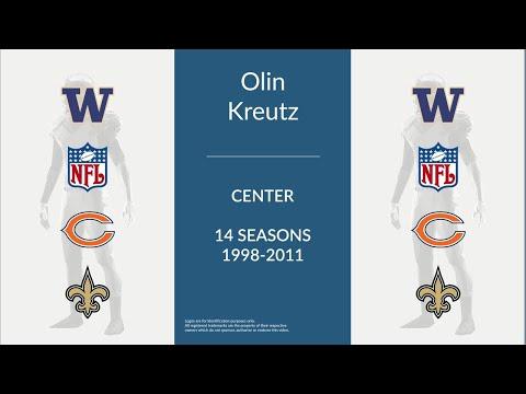 Olin Kreutz: Football Center