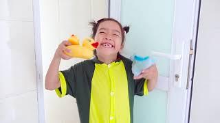 I Got a Boo Boo | 동요와 아이 노래 | 어린이 교육 | SuperHero Kids