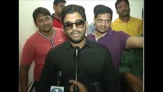 Allu Arjun Birthday Celebrations 2015