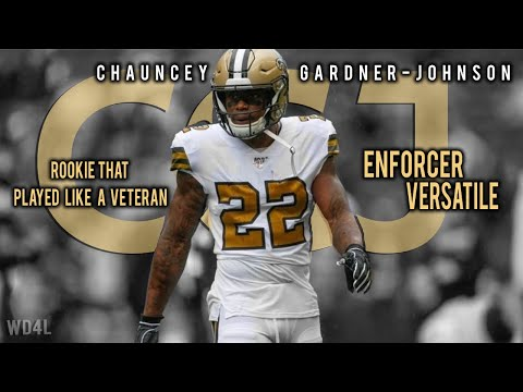 Chauncey Gardner-Johnson Rookie Highlights |