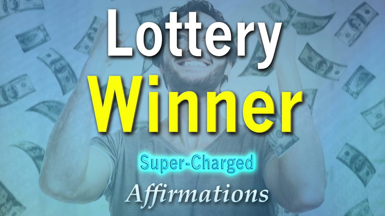i am a lottery winner