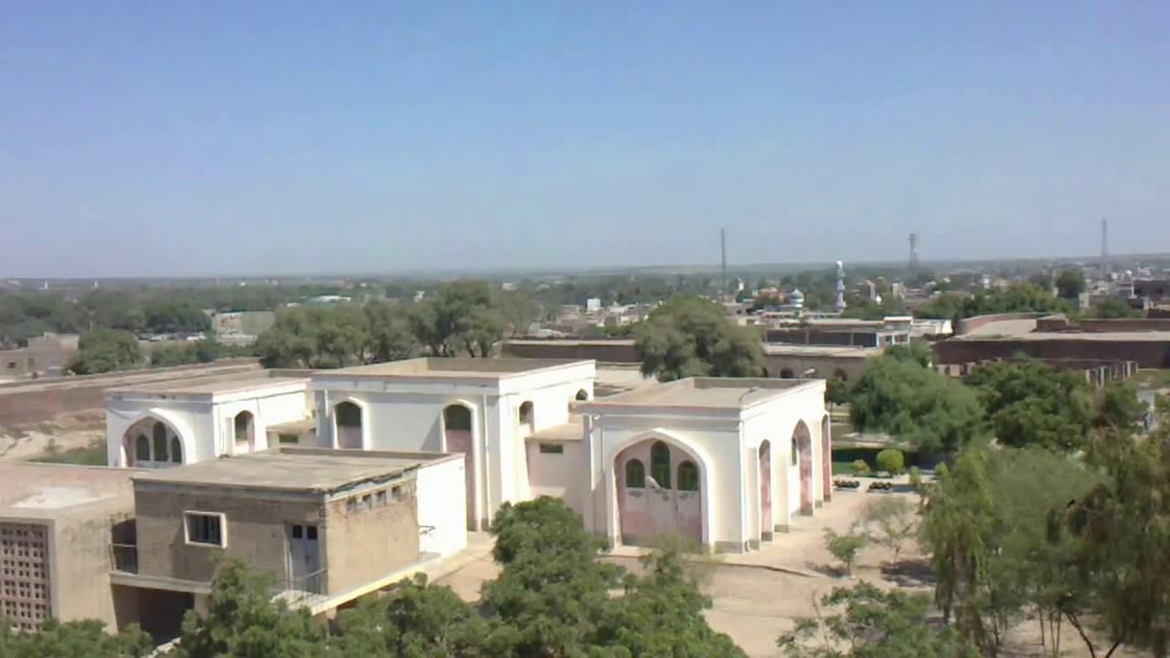 Umerkot Fort Sindh Youtube