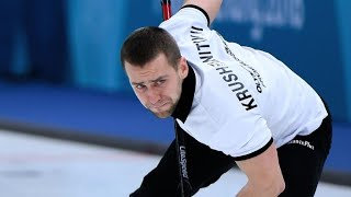 Shock as Olympic curling dragged into doping mire