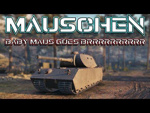 Baby Maus goes BRRRRRRRRRR! - Mäuschen   World of Tanks