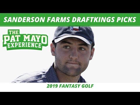 Fantasy Golf Picks - 2019 Sanderson Farms Picks, DraftKings Preview, Euro BMW Championship Picks