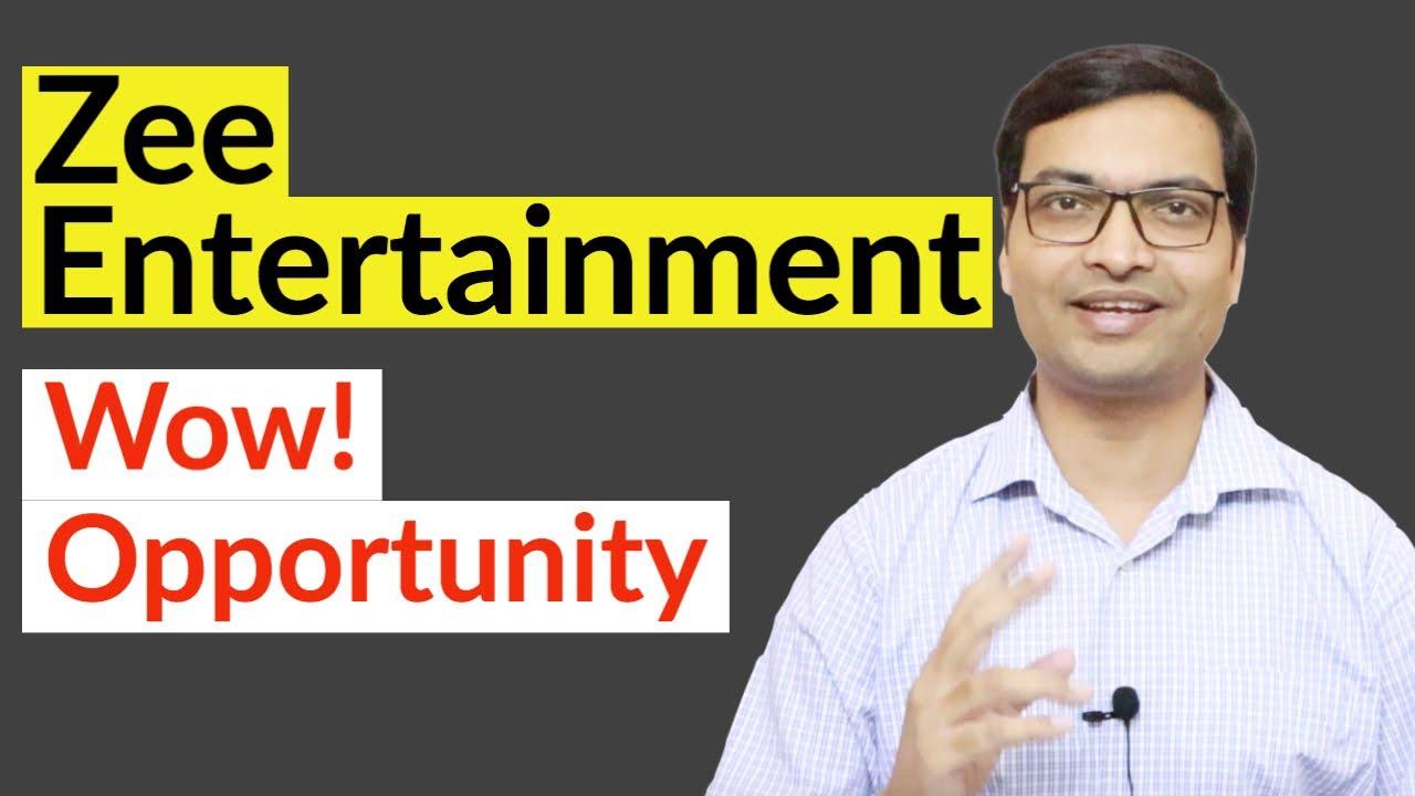 Zee Entertainment Stock Analysis