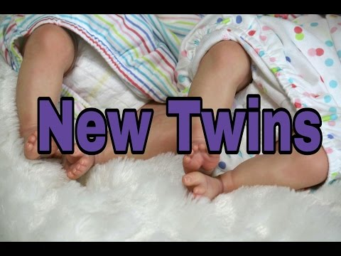 New Reborn Baby TWINS! Stop Motion Animation with Twins! Toy Dolls! nlovewithreborns2011