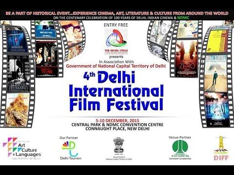 4th Delhi International Film Festival Opening Ceremony | WahGazab.com