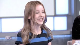 12-Year-Old Daneliya Tuleshova From The World's Best Reveals Her Favorite Thing About America