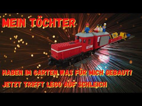 EXTRABLATT - Ausnahmezustand in der Lego Welt am Bodensee! - Lego trifft auf Schleich!