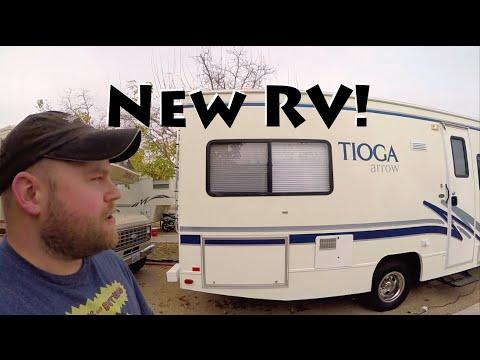 My New Tioga RV ! ! !