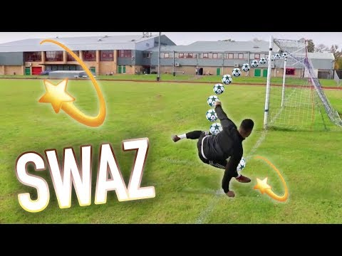 THE SWAZ CHALLENGE | INCREDIBLE WORLD RECORD!