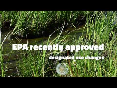 EPA agrees with Wyoming on efforts to protect streams