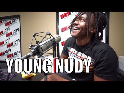 Young Nudy Talks Details In His Music  & Where All The Violence & Pain Comes From