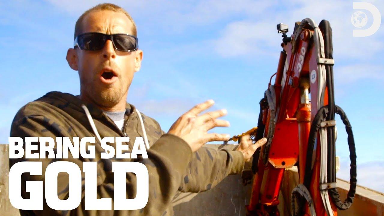 Download Pimp My Dredge! Kris Tours His New Boat | Bering Sea Gold