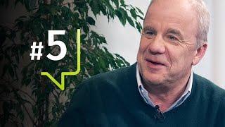 Warum Unabhängigkeit im Beruf wichtig sein kann - Hubertus Meyer-Burckhardt im XING Talk