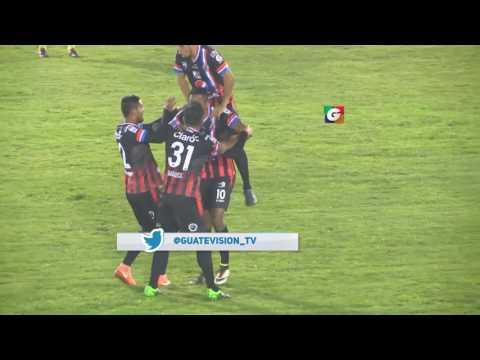 DXTV - Xelajú,MC 2-1 Marquense - Clausura 2017, Jornada 14