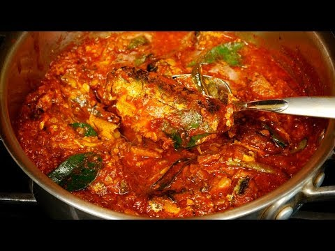Canned Sardine Curry Recipe