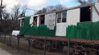 Baltimore Streetcar Museum's C-145 Sweeper Update video