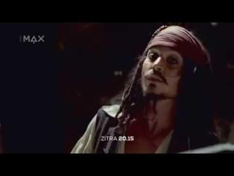 Piráti z karibiku Prokletí černé perly
