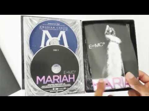 UNBOXING MARIAH CAREY E=MC2 ADVENTURES BOX
