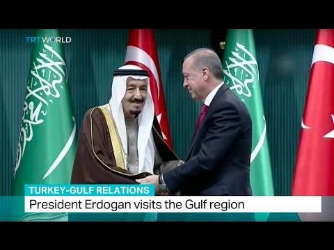 Turkey-Gulf Relations: President Erdogan visits the Gulf region