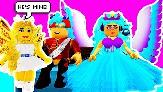 SHE STOLE MY PROM DATE! PROM QUEEN vs PROM KING Roblox Royale High Royal High School Roblox Roleplay