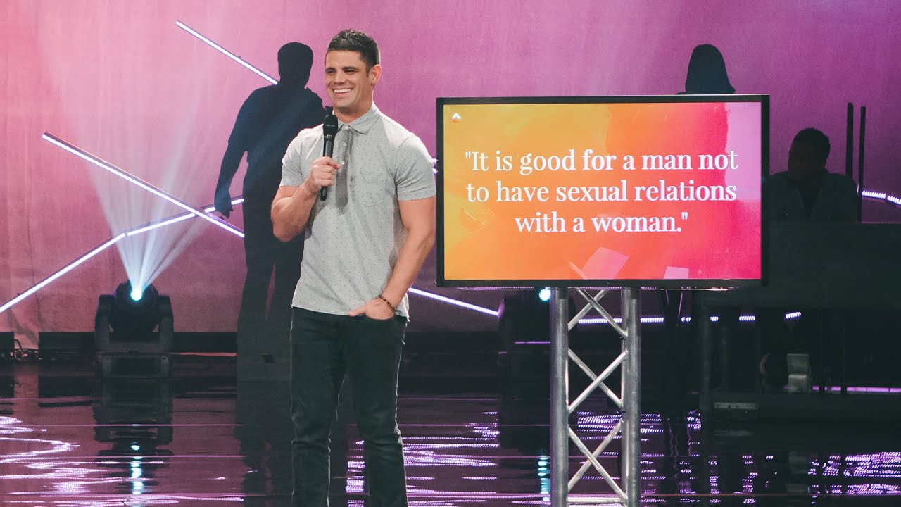 It is good for a man not to have sexual relations with a woman, Meant to Be - Preview