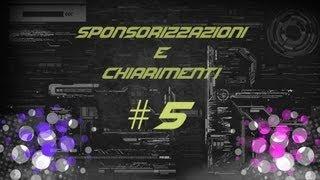 LIVE #5 - sponsorizzazioni e chiarimenti !!!