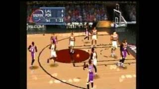 NBA ShootOut 2000 PlayStation Gameplay_1999_12_16_8