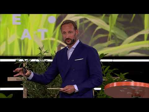 Staying Alive - Lessons on Food, Identity and Dignity   HRH Crown Prince Haakon of Norway