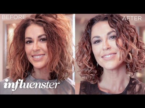 Best Cut & Style for Curly Hair 2018