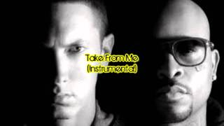 Bad Meets Evil - Take From Me (Instrumental)