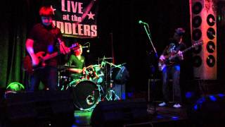 Not The Future - Ancien Régime (Live at Fiddlers Elbow 24/04/13)
