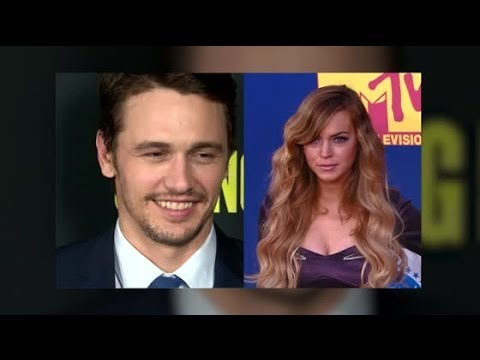 James Franco Says He Shouldn't Be On Lindsay Lohan's Rumored List of Lovers | Splash News TV