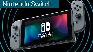 Nintendo Switch: нова ігрова консоль від Нінтендо — ігри і ціни — презентація Nintendo Switch