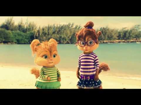 Alvin e os esquilos cantando Colo De Menina Rastapé