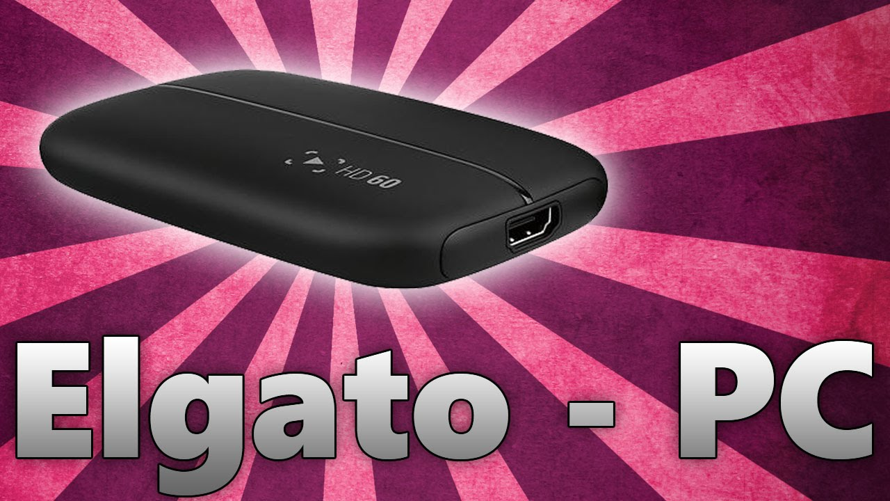 How To: Record PC With The Elgato HD60 (w/ Multiple Monitors)