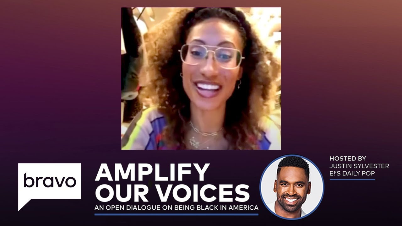 Amplify Our Voices: Elaine Welteroth From Project Runway on IG Live