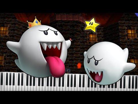 Merry-Go-Round - Super Mario 64 | Piano Tutorial thumbnail